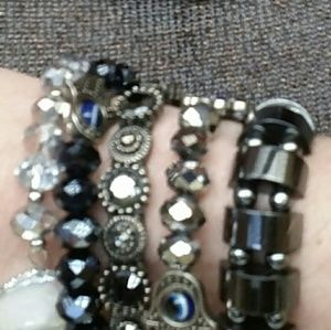 Arm candy stack